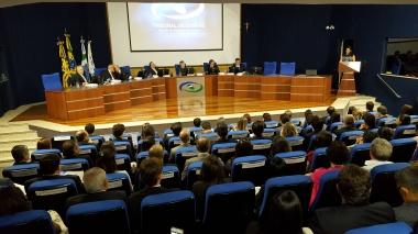 TCE-MS dá posse a novos auditores