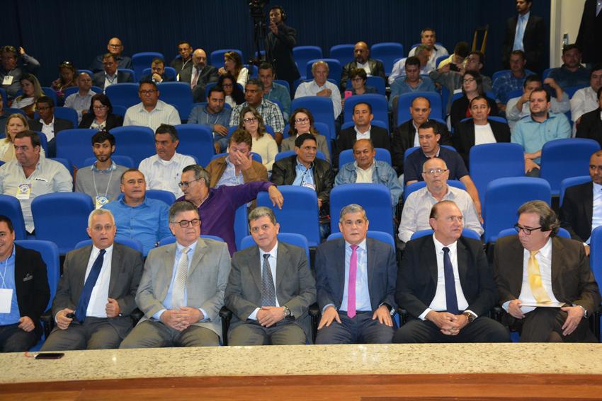 Seminário no TCE-MS capacita vereadores do Estado