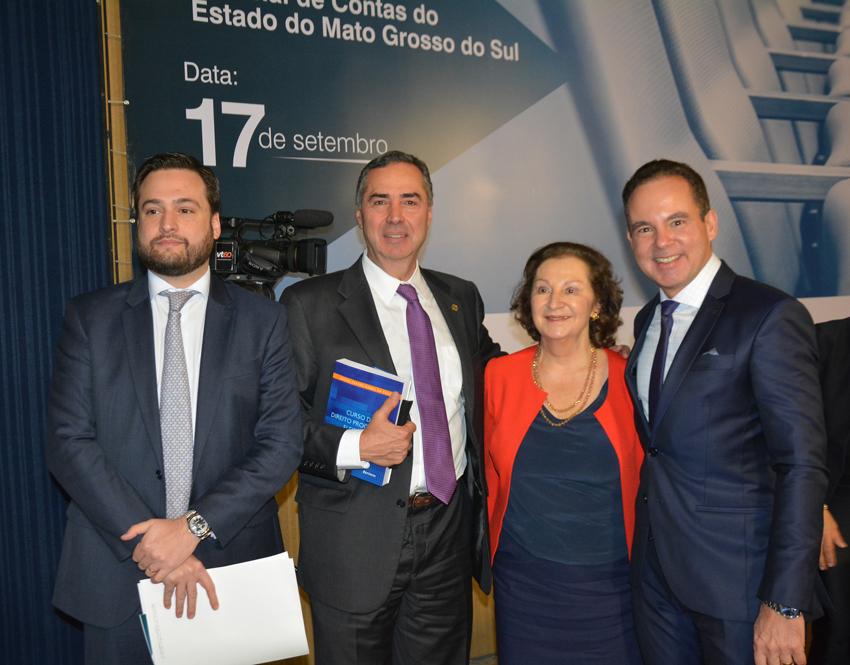 Ministro do STF abre 1º Fórum de Direito Administrativo no TCE-MS