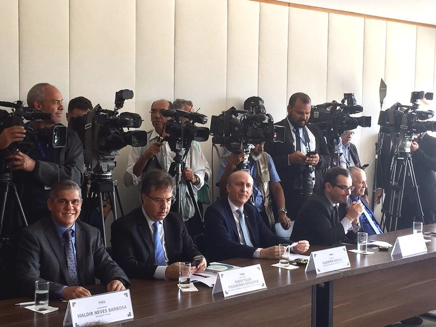 Tribunal de Contas participa de reunião no STF com presidente Dias Toffoli