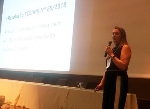 Procurador-Geral participa de encontro do TCE-MS em Três Lagoas