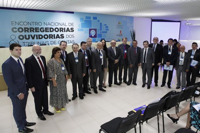 TCE-MS participa de Encontro Nacional de Corregedorias e Ouvidorias em Cuiabá