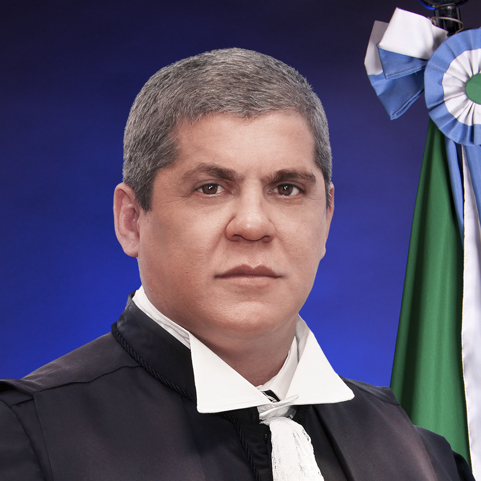 Presidente - Conselheiro Waldir Neves Barbosa