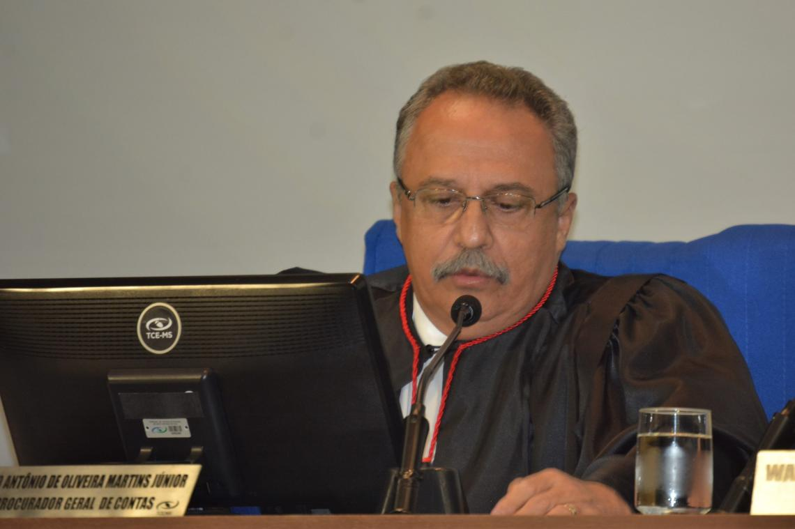 Procurador opina por irregularidade em prestação de contas de Fundo Municipal de Cassilândia