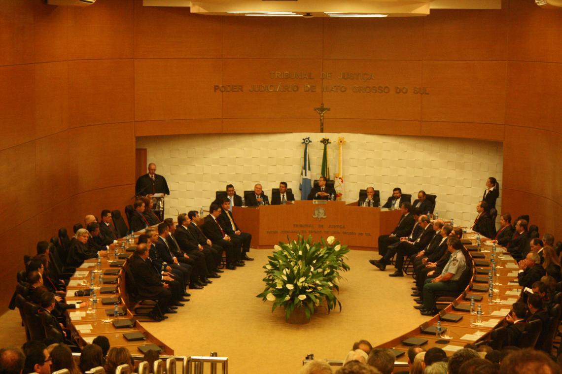 Secretário-Geral prestigia posse do novo Procurador-Geral de Justiça