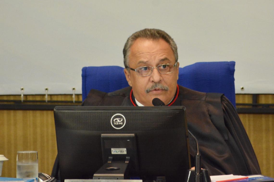 MP de Contas apresentou parecer das contas do governo com recomendações