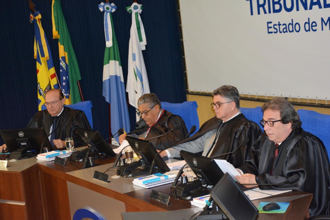 Conselheiros do TCE-MS julgam 35 processos nesta terça-feira