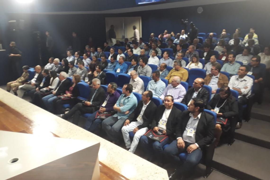 Tribunal de Contas sedia Seminário de Vereadores de Mato Grosso do Sul