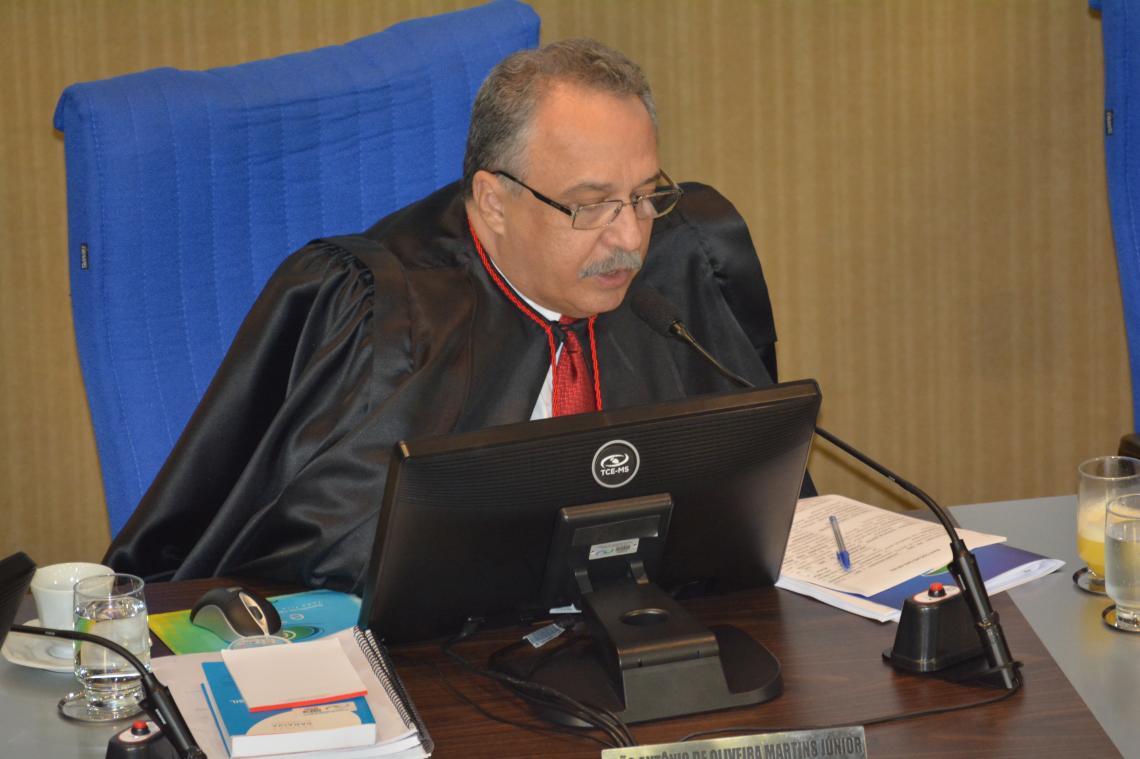 Após relatório de auditoria, Procurador recomenda aplicação de multa no valor de 100 Uferms e Pleno aprova