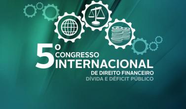 Congresso Internacional de Direito Financeiro terá palestra de vice-presidente do TCE-MS