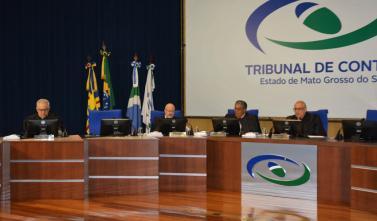 Primeira Câmara julga contas públicas em sessão