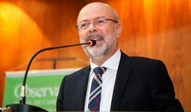 Conselheiro Ronaldo Chadid é reeleito presidente da Academia Direito Público