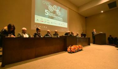 Vice-Presidente do TCE-MS faz palestra em Congresso Internacional em Curitiba