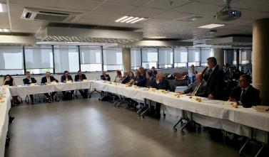 TCE-MS participa em Brasília de eventos e reunião do Colégio de Presidentes da Atricon