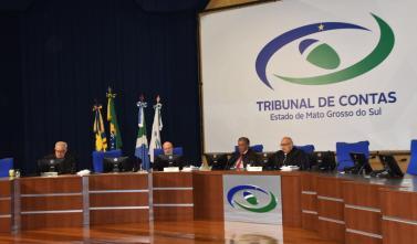 Licitações, prestações de contas e convênios são julgados em sessão