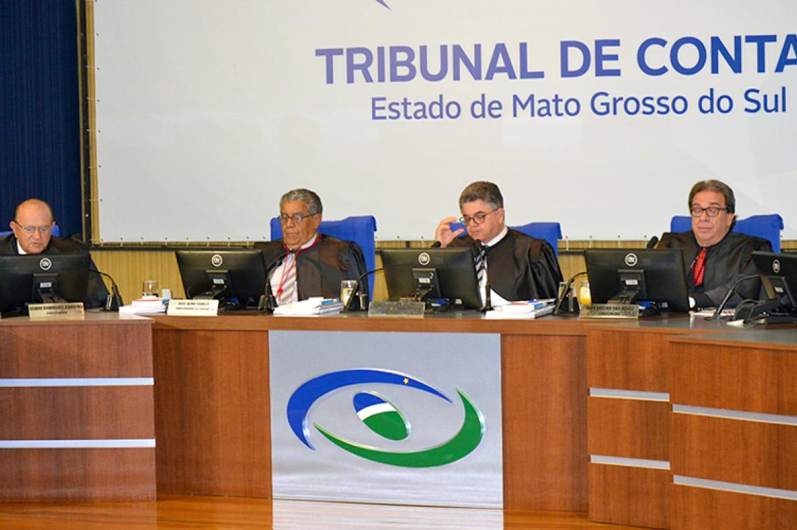 Conselheiros da Segunda Câmara analisam 55 processos