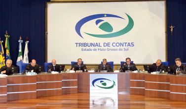 TCE-MS analisa contas públicas e aprova recursos ordinários