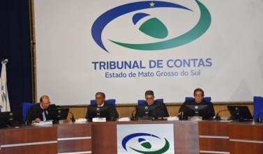 Segunda câmara julga 55 contas públicas em sessão