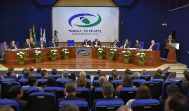 Tribunal de Contas de Mato Grosso do Sul tem novo Presidente