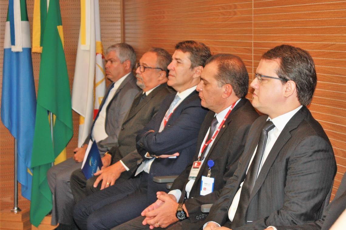 Procurador-Geral participa de cerimônia de abertura da Correição Geral do CNMP