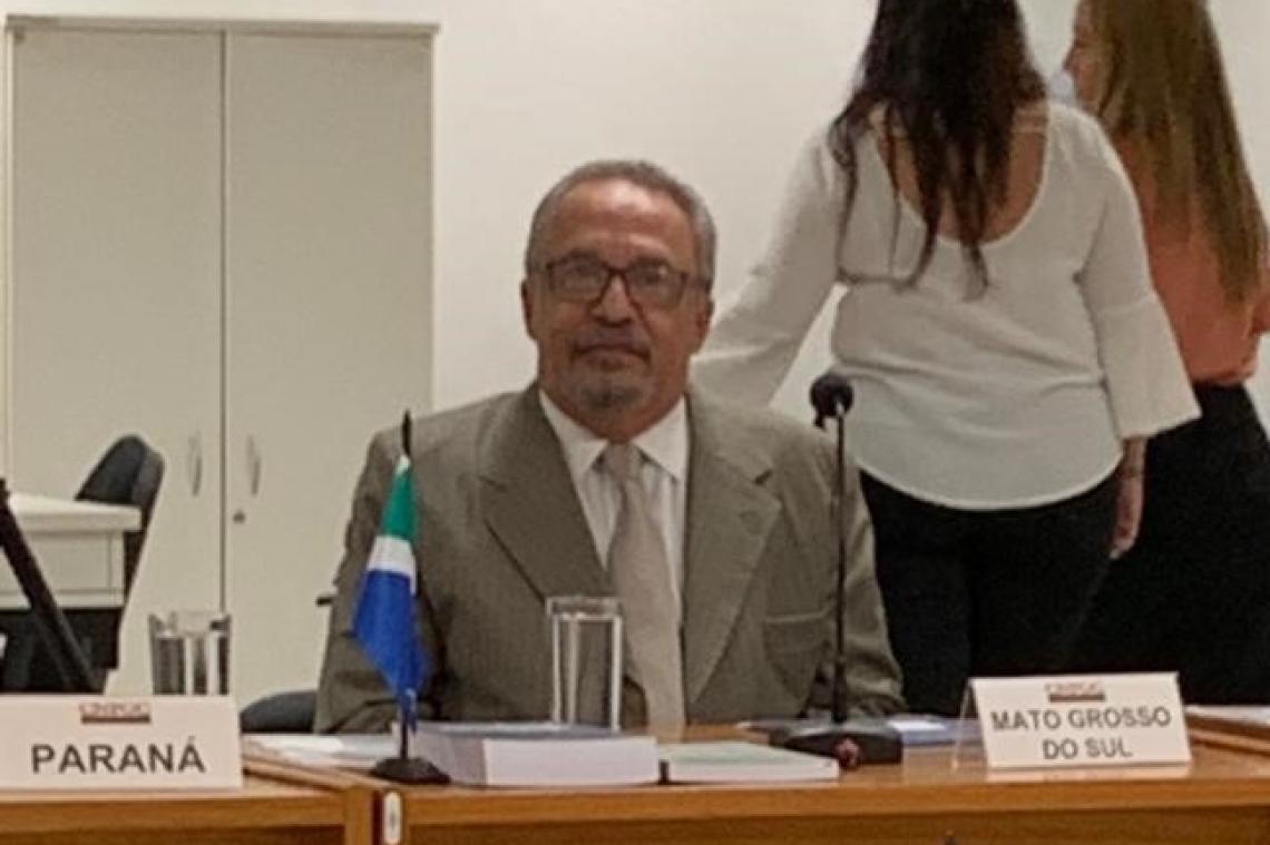 Procurador-Geral participa de reunião nacional do CNPGC