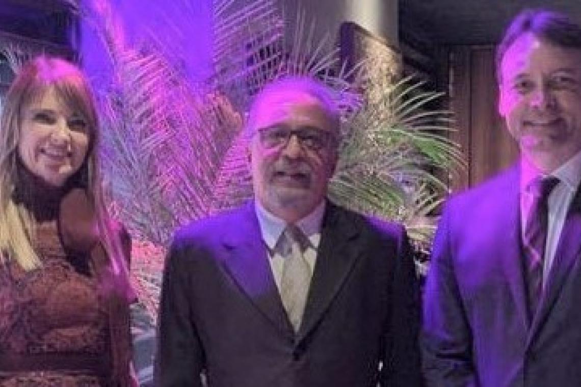 Procurador-Geral prestigia posse de nova presidente do CNPGC