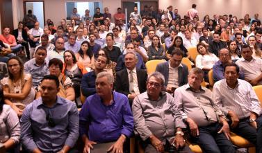 Prefeitos recebem orientação do TCE-MS em Seminário na Assomasul