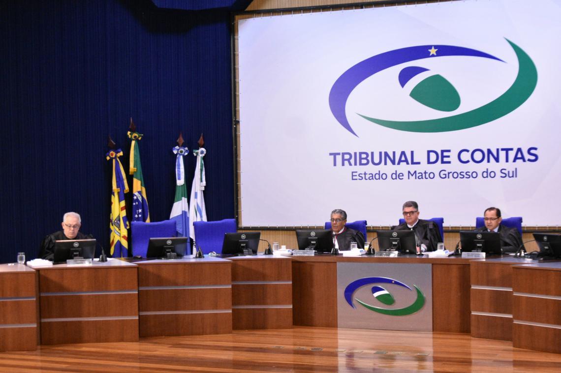 Maioria dos processos receberam pareceres favoráveis do MP de Contas na sessão da 1ª Câmara