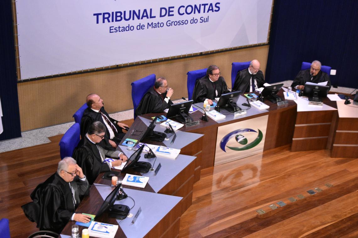 Pleno do TCE-MS determina devolução aos cofres públicos de Alcinópolis e Cassilândia