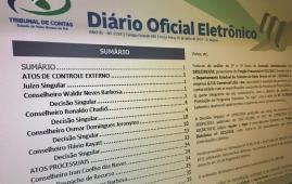 """TCE-MS e Estado executam Projeto """"Estudantes no Controle"""""""