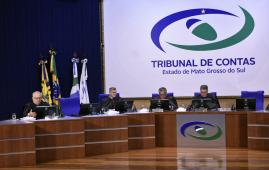 Contas públicas são julgadas em Sessão da Primeira Câmara
