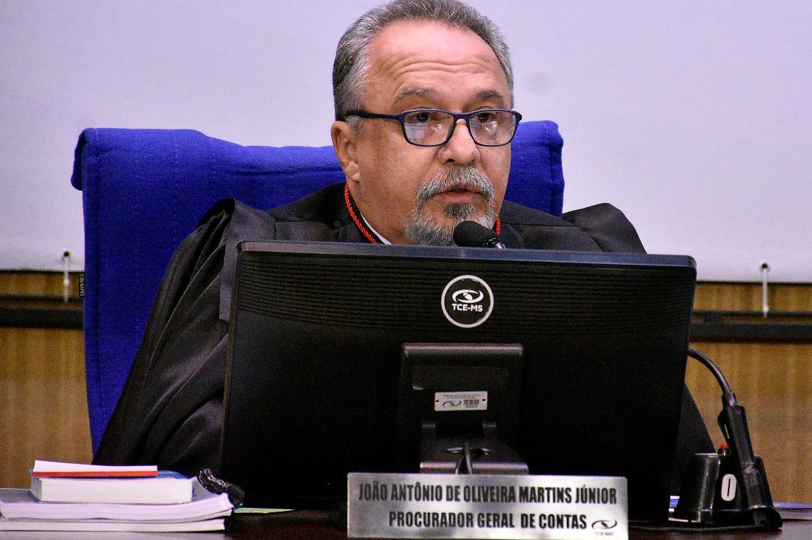 MP de Contas opina pelo provimento parcial de recurso interposto pelo ex-prefeito de Rio Brilhante