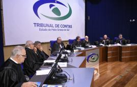 Tribunal Pleno aprecia recursos e aprova contas de gestão de municípios