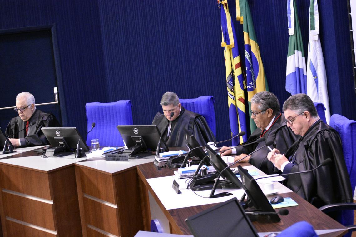 MP de Contas apresenta pareceres na sessão da 1ª Câmara