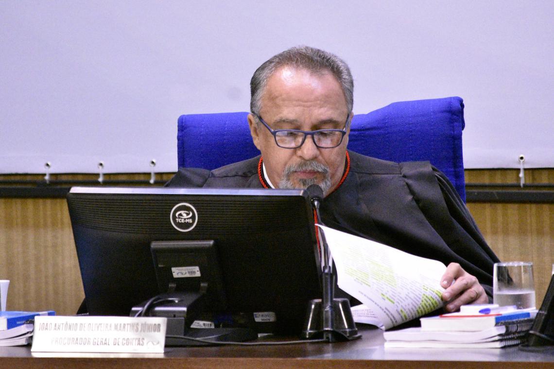 Após resultado de auditoria, Procurador recomenda aplicação de multa à ex-gestores da capital