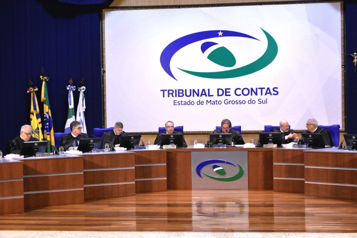 Conselheiros do TCE-MS proferiram 9.275 decisões no exercício de 2019