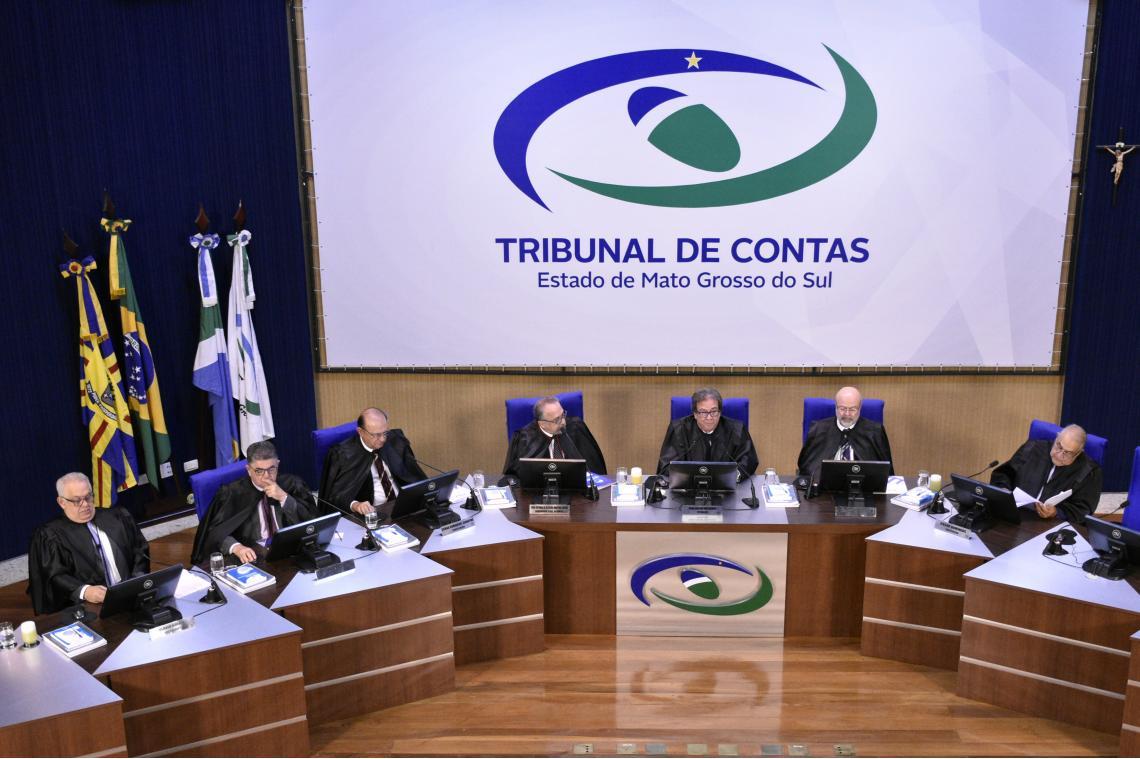Conselheiros determinam devolução de R$ 8 mil ao município de Água Clara