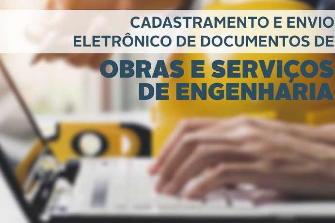 TCE-MS abre nova turma para curso de remessa eletrônica de documentos de engenharia
