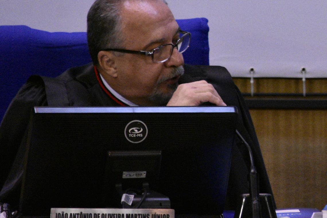 MP de Contas recomenda aplicação de multa a ex-gestores da capital e conselheiro relator concorda com parecer