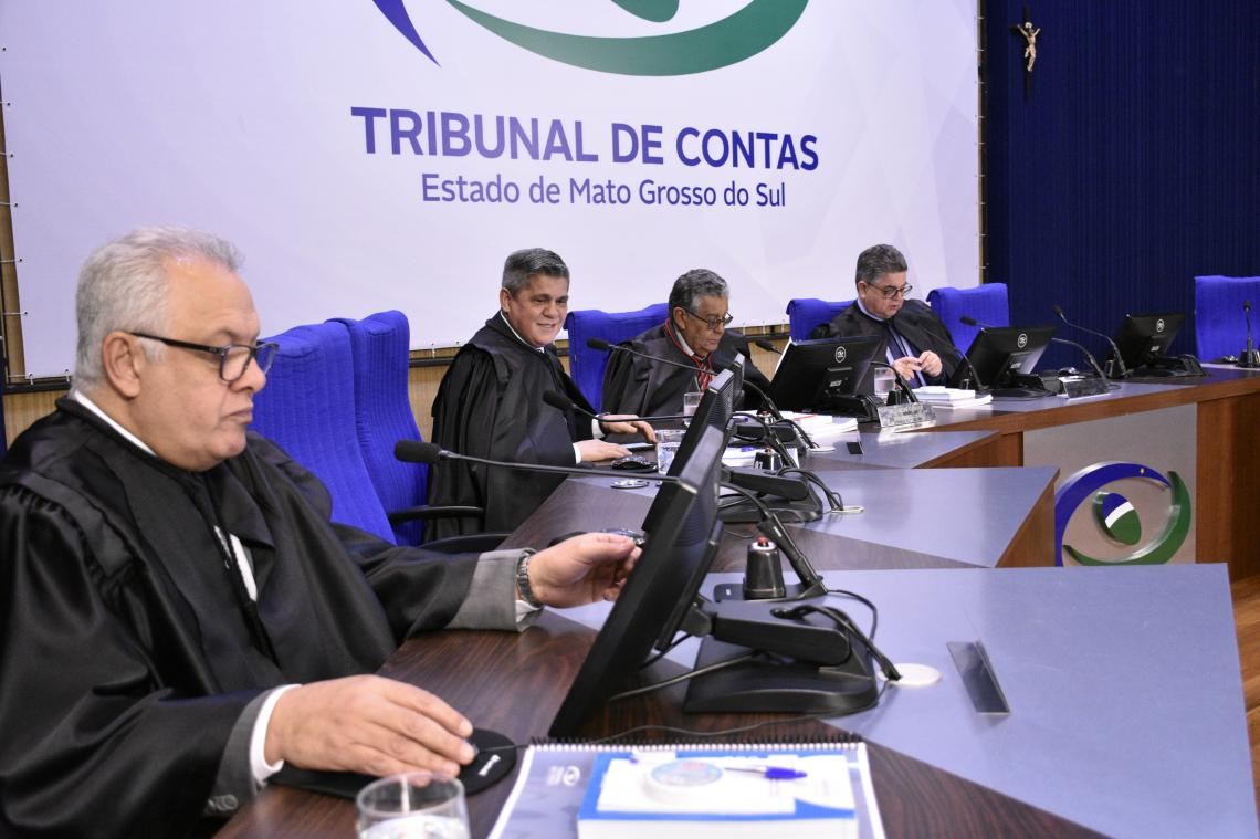 Procurador de Contas apresentou maioria de pareceres favoráveis na sessão da 1ª Câmara