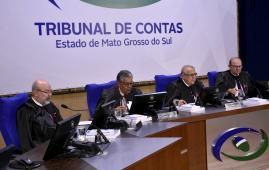 Conselheiros votam pela aplicação de mais de 500 UFERMS em multas