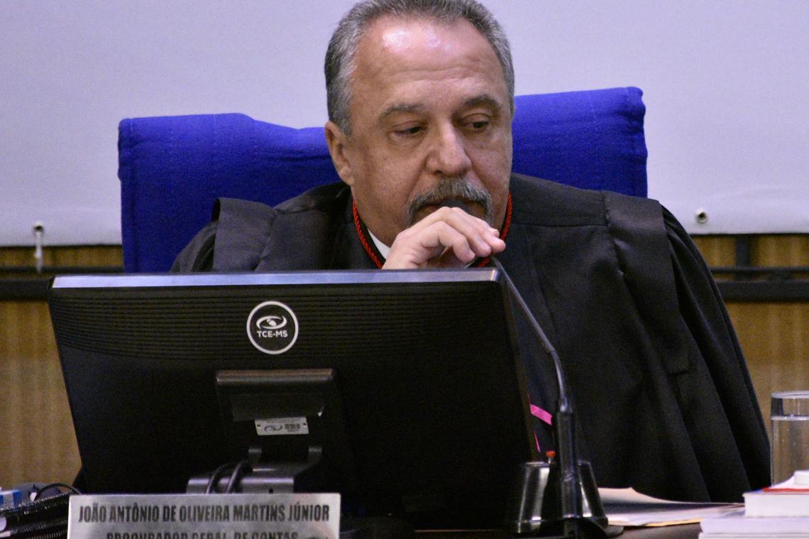 MP de Contas recomenda impugnação de R$ 21 mil a ex-presidente da Câmara de Jardim