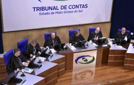 Conselheiros do TCE-MS determinam devolução de R$ 23 mil reais para municípios