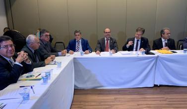 Conselheiros do TCE-MS participam do I Congresso Internacional dos Tribunais de Contas