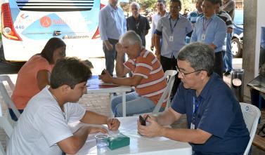 Campanha Novembro Azul começa com exame de sangue (PSA) para servidores do TCE-MS