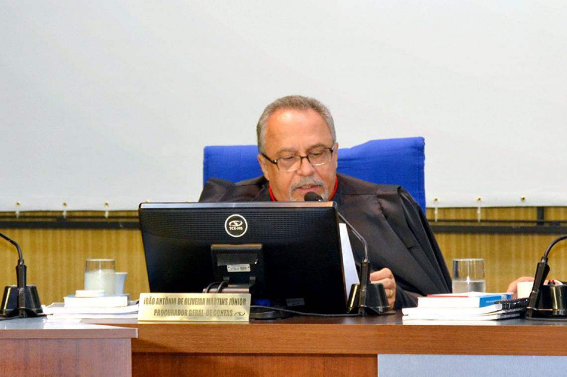 Após irregularidades apontadas por equipe de inspeção, Procurador opina pela aplicação de multa
