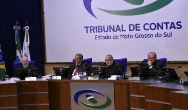 Sessão da Segunda Câmara do TCE-MS tem 26 processos em pauta