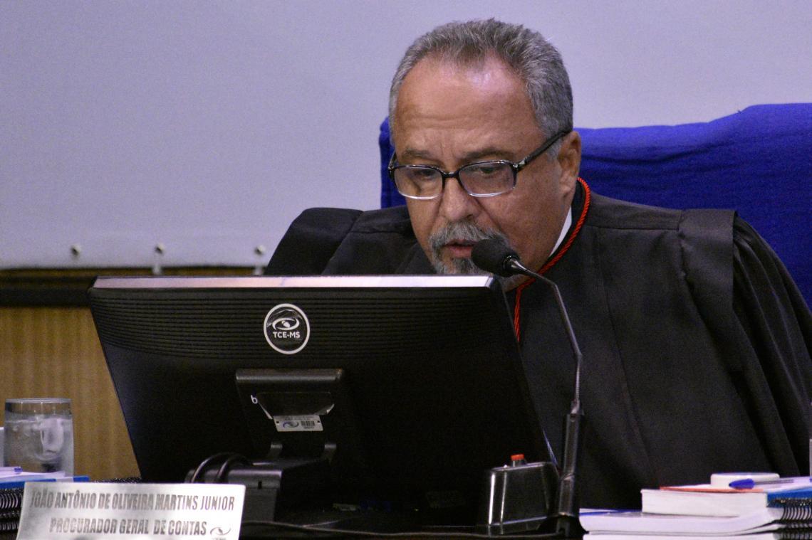 Procurador opina por irregularidade dos atos praticados pelo gestor a época da Câmara de Sonora