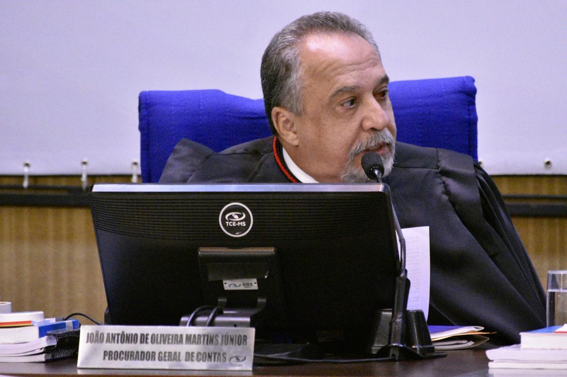 MP de Contas manifesta-se pela irregularidade da prestação de contas do Fundo Municipal de Saúde de Porto Murtinho