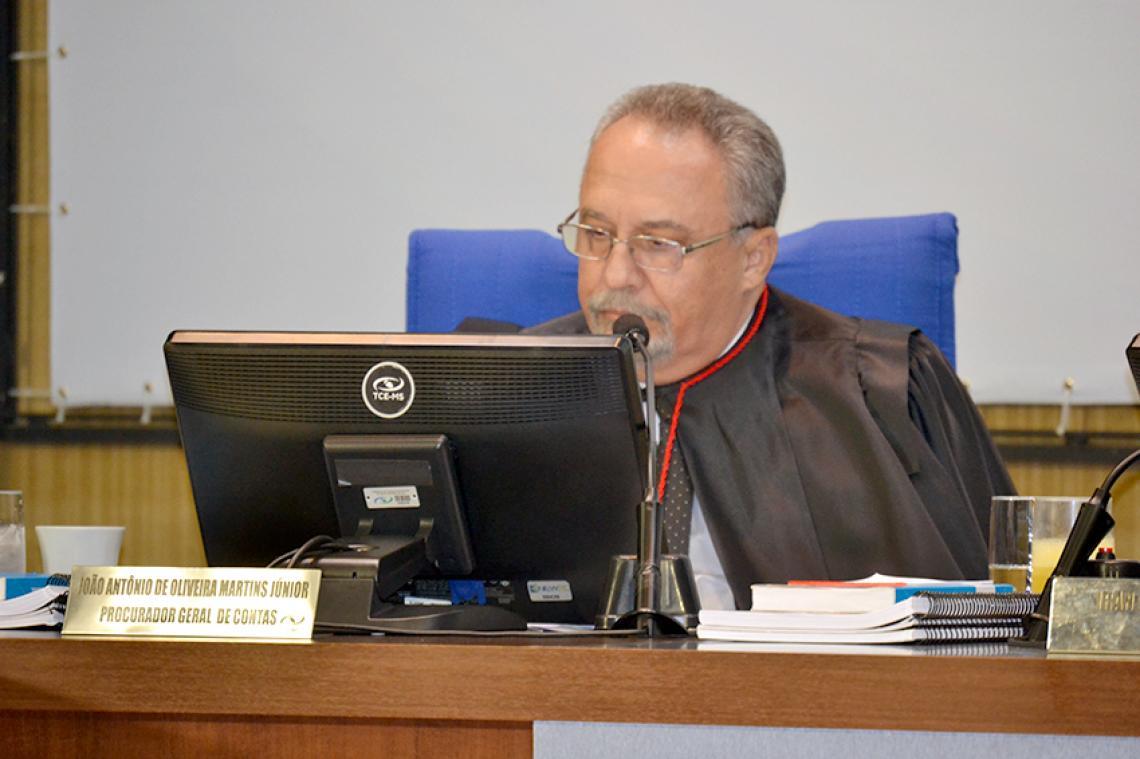 MP de Contas recomenda aplicação de multa e impugnação a ex-prefeita de Eldorado